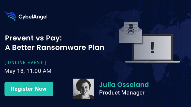 Prevent vs Pay: A Better Ransomware Plan