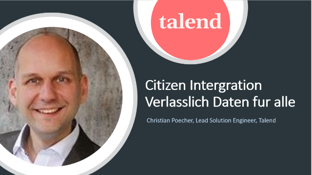 Citizen Intergration Verlasslich Daten fur alle