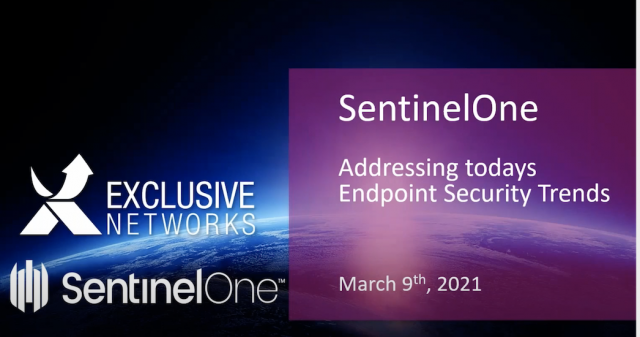 Addressing 2021 Endpoint Security Trends