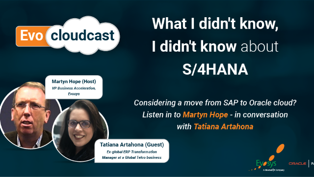 Episode 4 | Vlog - What I didn't know, I didn't know about S/4HANA