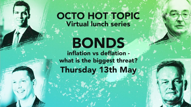HOT TOPIC Bonds - inflation vs deflation - what is the biggest threat?