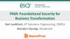 PAM: Foundational Security for Business Transformation