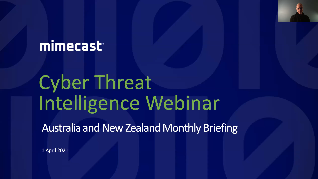 Ep 4 - Australia and NZ Cyber Threat Intelligence Briefings