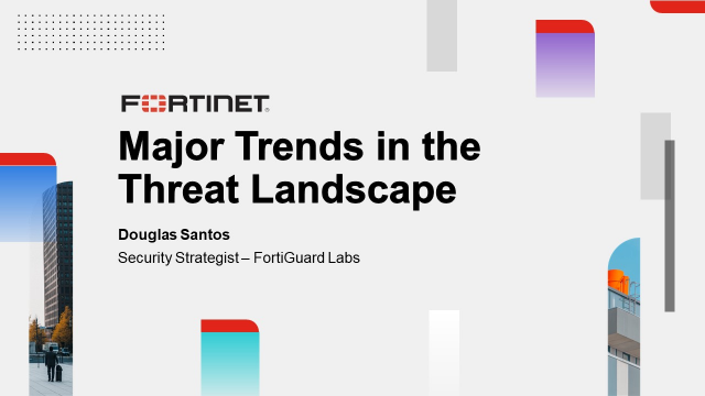 Major Trends in the Threat Landscape and What You Can Do to Combat Them