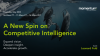 A new spin on competitive intelligence