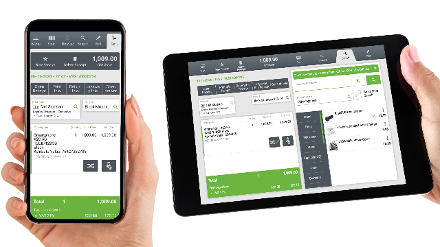 Demo: Omnichannel and customer experience with Openbravo