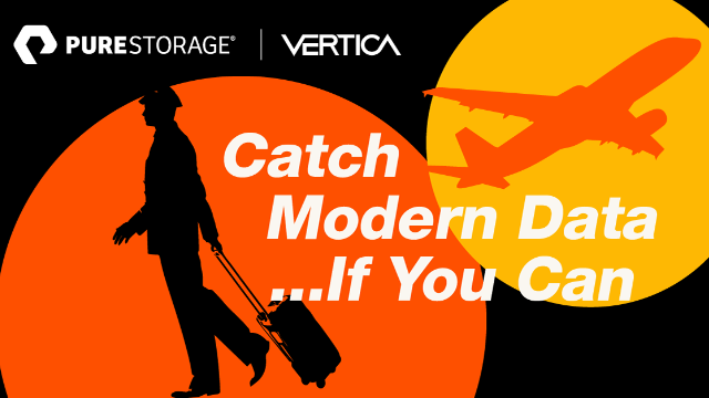 Catch Modern Data... If You Can!