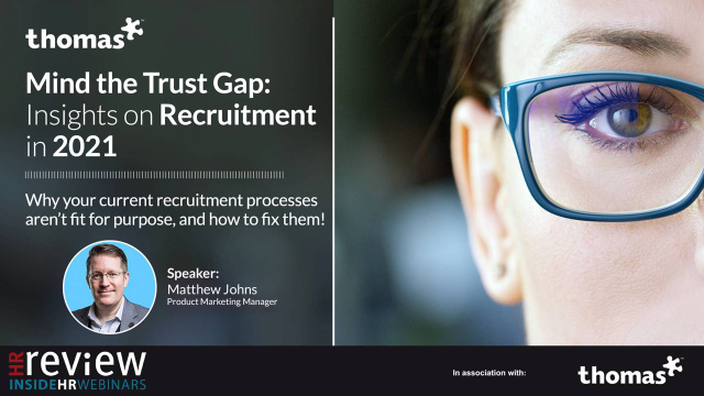 Mind the Trust Gap – Insights on Recruitment in 2021