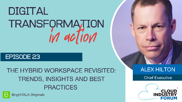 The Hybrid Workspace Revisited: Trends, Insights and Best Practices