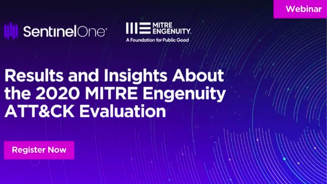 Results and Insights About the 2020 MITRE Engenuity ATT&CK Evaluation