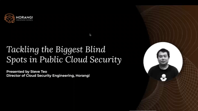 Tackling the Biggest Blind Spots in Public Cloud Security