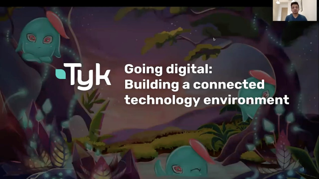 Panel Discussion – Going digital: Building a connected technology environment