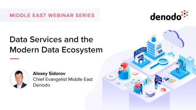 Data Services and The Modern Data Ecosystem