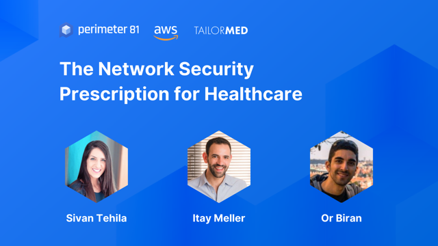 The Network Security Prescription for Healthcare