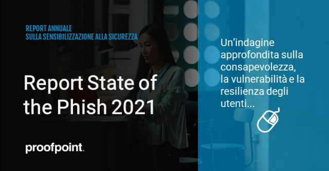 Uno sguardo ai dati d'analisi fruibili del report State of the Phish 2021