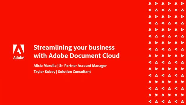 Are you taking full advantage of Adobe Document Cloud?