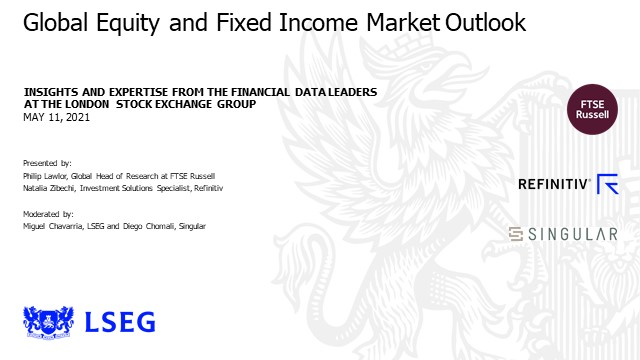 Global Equity and Fixed Income Outlook