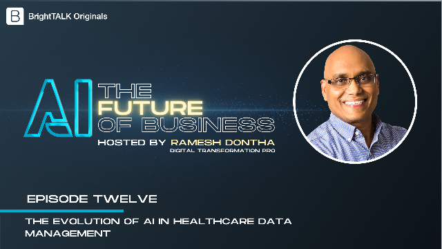 The Evolution of AI in Healthcare Data Management