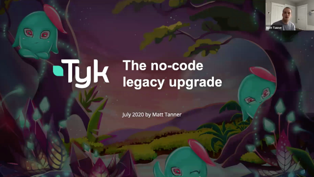 The no-code legacy upgrade: SOAP to REST using Tyk