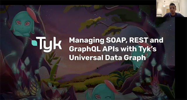 Managing SOAP, REST and GraphQL APIs with Tyk's Universal Data Graph