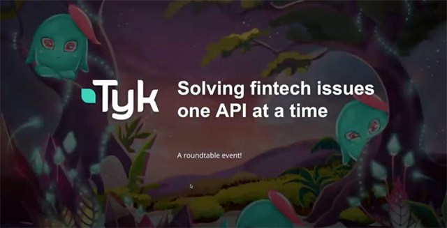 Roundtable: Solving fintech issues one API at a time