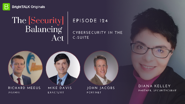 Cybersecurity in the C-Suite