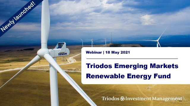Powerful Potential - Launching Triodos Emerging Markets Renewable Energy Fund