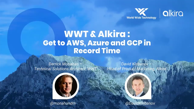 Get to AWS, Azure and GCP in Record Time by World Wide Technology and Alkira