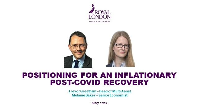Positioning for an inflationary post-Covid recovery