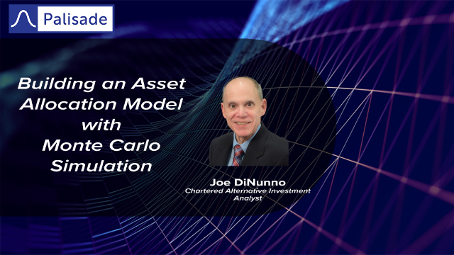 Building an Asset Allocation Model with Monte Carlo Simulation