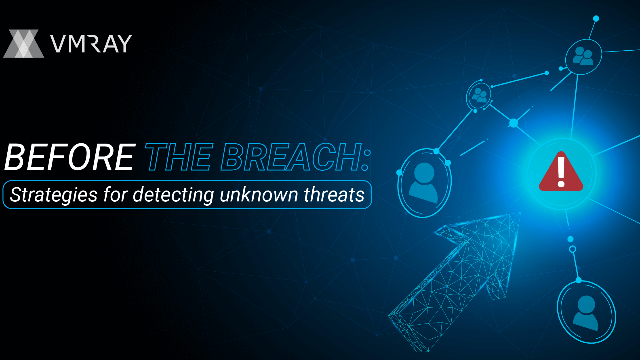 Before the Breach: Strategies for Detecting Unknown Threats