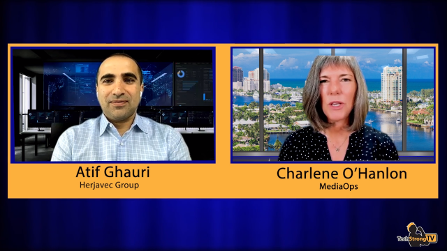 Atif Ghauri on TechStrong TV: A Guide to Cybersecurity in 2021