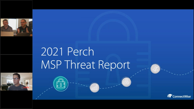 Inside the Industry - 2021 MSP Threat Report Findings