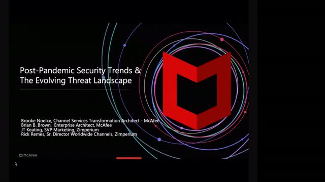 Post-Pandemic Security Trends & The Evolving Threat Landscape
