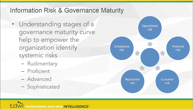 Maturing Your Organization's Information Risk Management Strategy