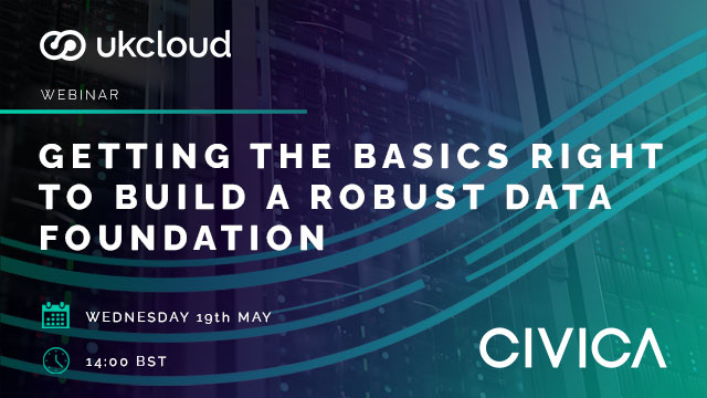 Getting the basics right to build a robust and resilient data foundation