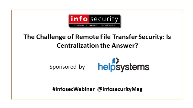 The Challenge of Remote File Transfer Security: Is Consolidation the Answer?