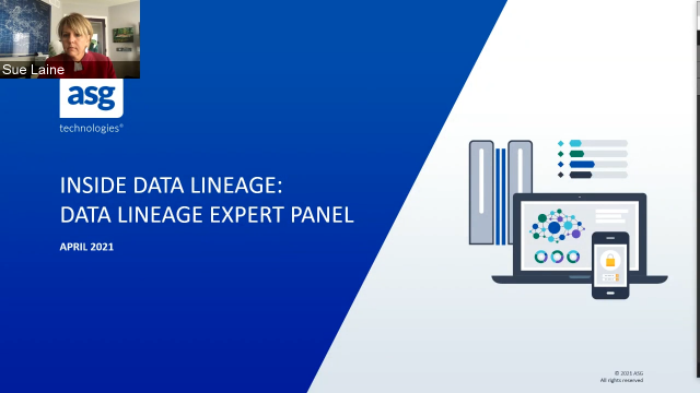 Inside Data Lineage: Data Lineage Expert Panel
