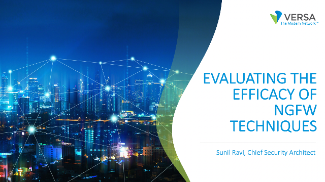 Evaluating the Efficacy of NGFW Techniques in the Cloud