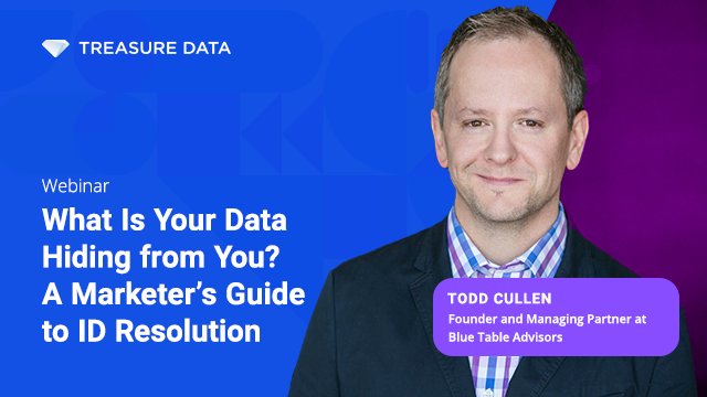 What Is Your Data Hiding from You? A Marketer's Guide to ID Resolution