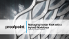 Managing Insider Risk with a Hybrid Workforce - Featuring Forrester Research