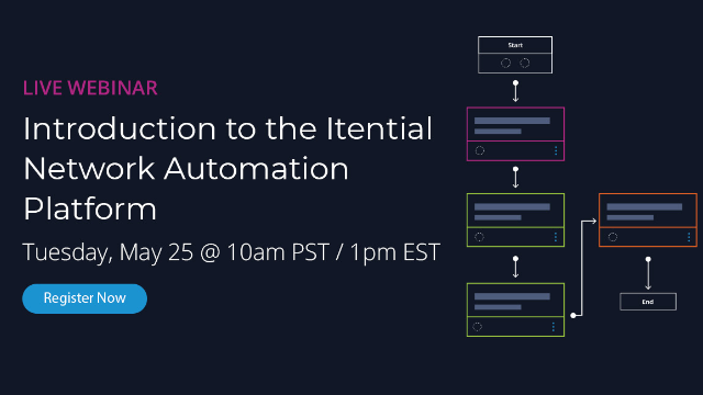 Introduction to the Itential Network Automation Platform