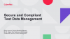 Discover a secure and compliant approach to Test Data Management