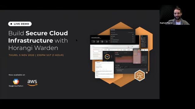 Build Secure Cloud Infrastructure With Horangi Warden