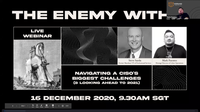 The Enemy Within: Navigating A CISO's Biggest Challenges