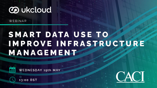 Smart data use to improve infrastructure management, operational resilience & CX