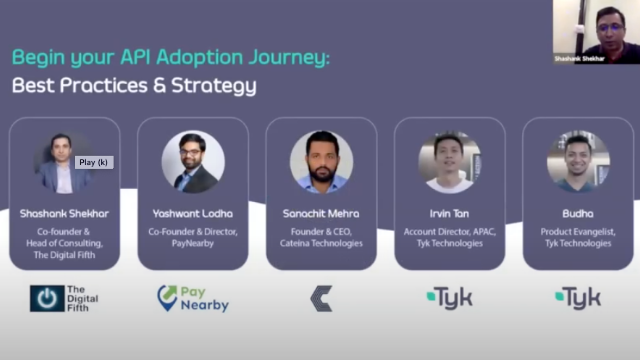 Begin your API journey: Best practices and strategy