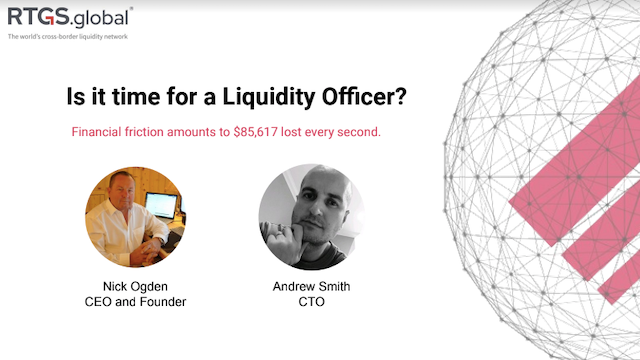 Is it time for a Liquidity Officer?