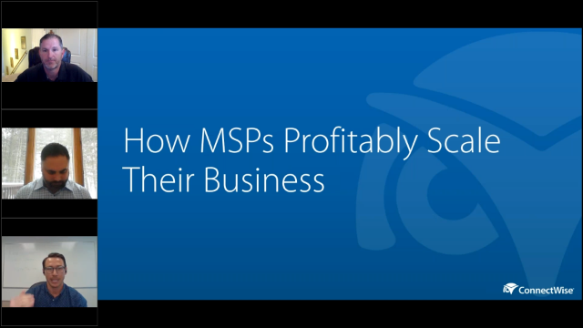 How MSPs Profitably Scale Their Business