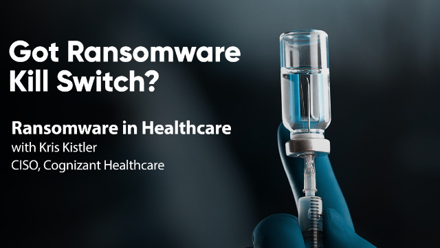 Ransomware in Healthcare: Got Ransomware Kill Switch for Device Cybersecurity